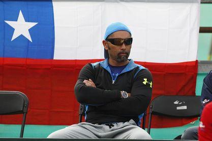 La Federación de Tenis multa al ´Chino´ Ríos por insultar a la prensa en la Copa Davis