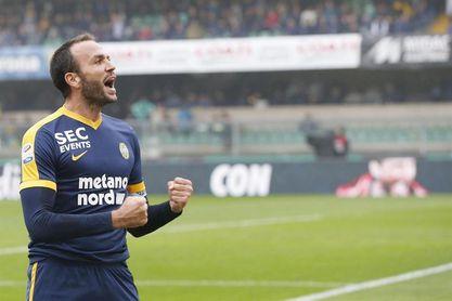 Muñiz convoca a Pazzini para enfrentarse al Real Madrid