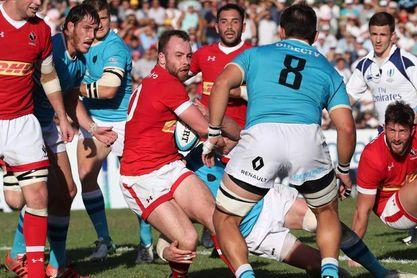 Los Teros uruguayos sellan su pase al Mundial de Japón y Canadá va a la repesca