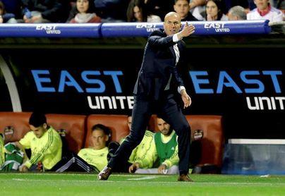 Zidane dispone por primera vez del once de gala y Boateng es la novedad local
