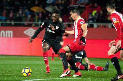 2-0. El Girona quiere ir a Europa tras dos goles del uruguayo Stuani