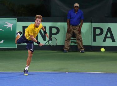 Brasil avanza a la segunda ronda de la Copa Davis, guiado por Sorgi