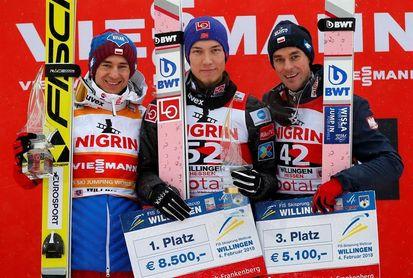 El noruego Forfang triunfa en la cita previa a los Juegos Olímpicos