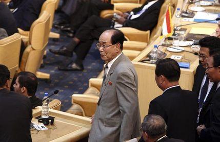 El presidente de la Asamblea Suprema norcoreana viajará al Sur para los Juegos