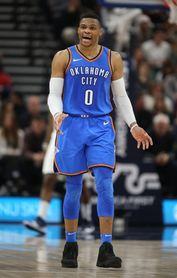 Russell Westbrook, protagonista en el ´NBA Sundays´ entre Thunder y Lakers