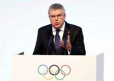 """Bach: """"Ser invitado a los Juegos requiere más que una ausencia de sanción"""""""