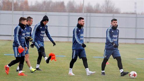 Negociarán un partido amistoso entre las selecciones de Argentina y Cataluña