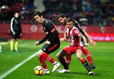 Pablo Maffeo, baja para el encuentro contra el Sevilla