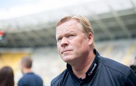 Ronald Koeman será presentado este martes como seleccionador holandés