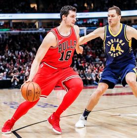 104-98. Bogdanovic y los Kings ganan a los Bulls el duelo de equipos perdedores