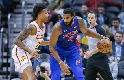 111-91. Drummond lidera el cuarto triunfo consecutivo de Pistons