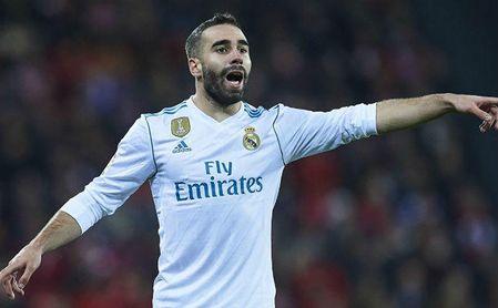 La UEFA no perdona a Cavajal, se perderá la ida contra el PSG
