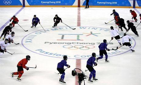Los deportes de equipo impiden la paridad total en la participación olímpica