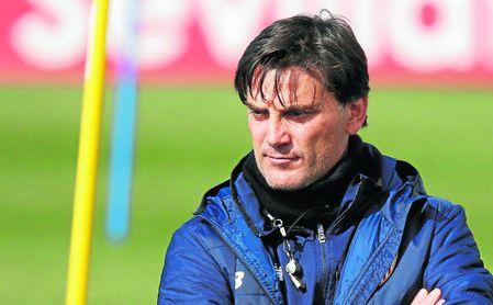 Vincenzo Montella ha encontrado en la Copa una vía de escape a su pobre registro liguero.