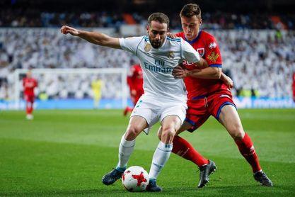 Rechazada la apelación del Real Madrid, Carvajal no podrá jugar ante el PSG