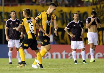 6-0. Guaraní espera por Olimpia o Atlético Junior tras apabullar al Carabobo
