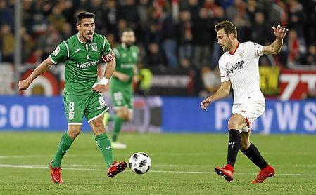 Montella podrá contar con Franco Vázquez el 21 de abril.