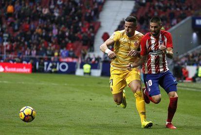 El Girona renueva a Aday Benítez hasta 2021