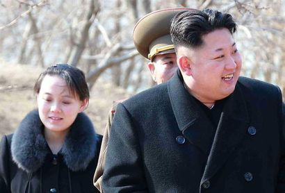 La hermana de Kim Jong-un visitará Corea del Sur para acudir a los JJOO