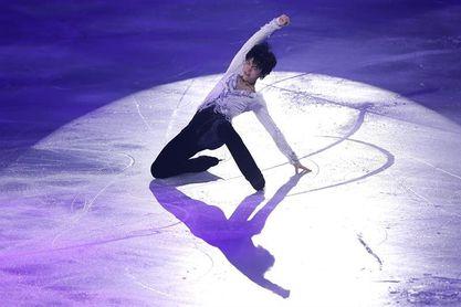 El oro olímpico Yuzuru Hanyu descarta participar en la prueba por equipos
