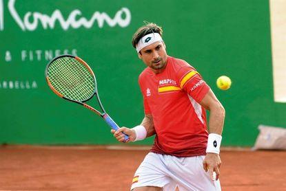 El ruso Khachanov dejó fuera del torneo de Marsella a David Ferrer