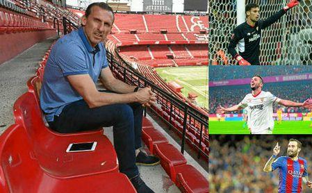 Arias, la felicitación de Monchi, la final de Copa o la renovación de Sarabia