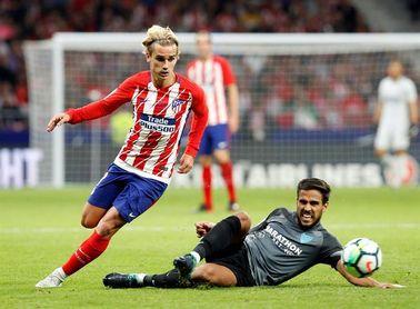 El Atlético visita al colista dispuesto a mantener viva la Liga