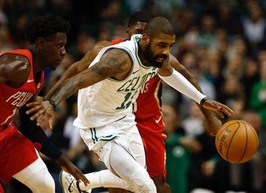 104-110. Irving y Brown deciden triunfo de Celtics en duelo de líderes