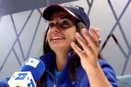 """Cristina Gutiérrez: """"En el Dakar debes superar situaciones inimaginables"""""""