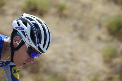 David de la Cruz, en el Sky de Froome para la Vuelta a Andalucía