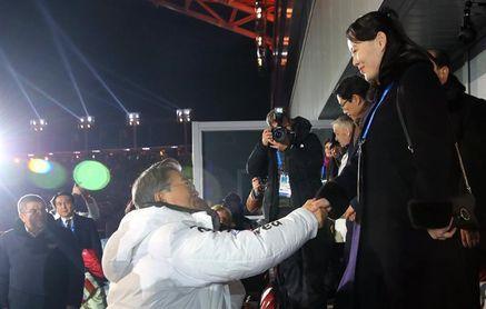 Una emotiva e histórica ceremonia abre los Juegos del acercamiento intercoreano