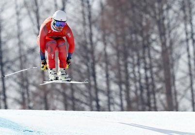 Innerhofer, con una centésima sobre Jansrud, el mejor segundo ensayo para el descenso