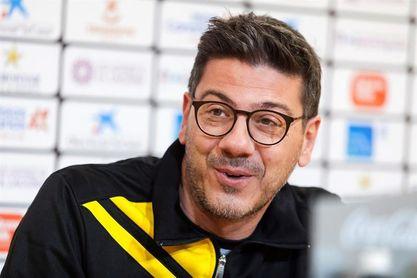 """Katsikaris: """"El partido ante Madrid será difícil, pero haremos nuestro juego"""