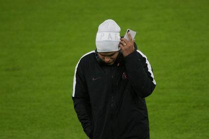 """Thiago Silva: """"El Real Madrid es siempre el Real Madrid"""""""
