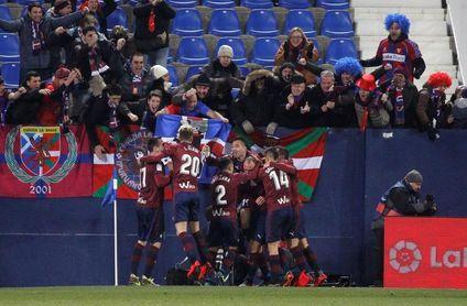 0-1. Ramis ejecuta al Leganés en la agonía