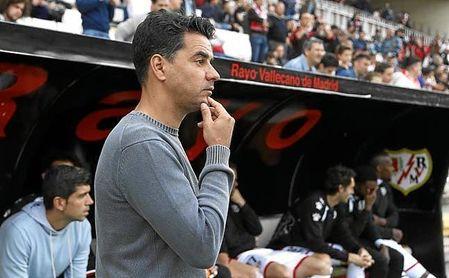 Míchel no se fía del Sevilla Atlético.