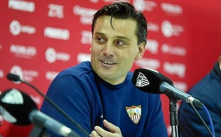 """Montella: """"La Copa la guardamos en un cajón y lo abriremos en abril"""""""