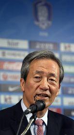 El TAS reduce la sanción al surcoreano Chung Mong-Joon a quince meses