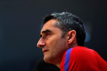 """Valverde avisa: """"El del Getafe es de esos partidos que nos cuestan"""""""