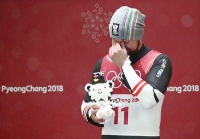 El austriaco David Gleirscher, nuevo campeón olímpico de luge individual