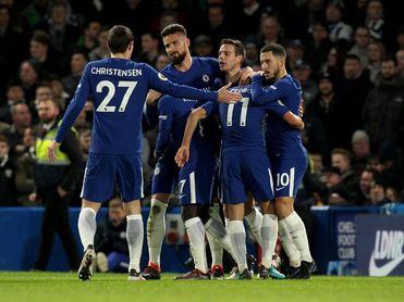 3-0. Hazard conduce al Chelsea a una balsámica victoria