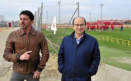 Castro espera que el Atlético-Betis también se dispute el 9 de mayo.