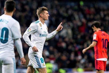 """Kroos: """"El PSG no es solo tres grandes jugadores"""""""