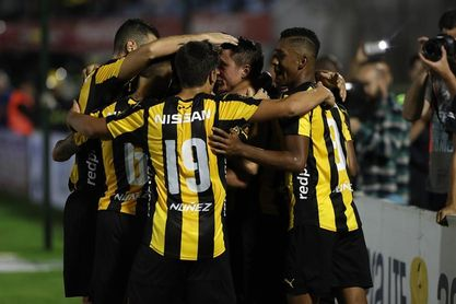 Nacional, Peñarol y Wanderers consiguen su segundo triunfo en el Apertura uruguayo