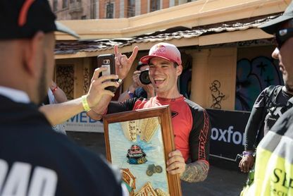 Valparaíso otra vez escenario favorito de ciclistas de alto riesgo
