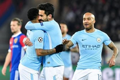 0-4. El City se pasea en Basilea y ya piensa en los cuartos de final