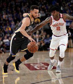 129-83. Curry y Warriors ganan con jugadores haciendo también de entrenadores