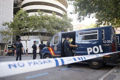 Más de 1.800 efectivos se desplegarán mañana en el Real Madrid y el PSG