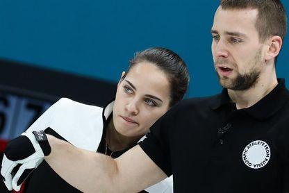 Rusia se lleva el bronce en el dobles mixto