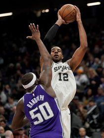 Spurs pierden también a Aldridge hasta después del All-Star